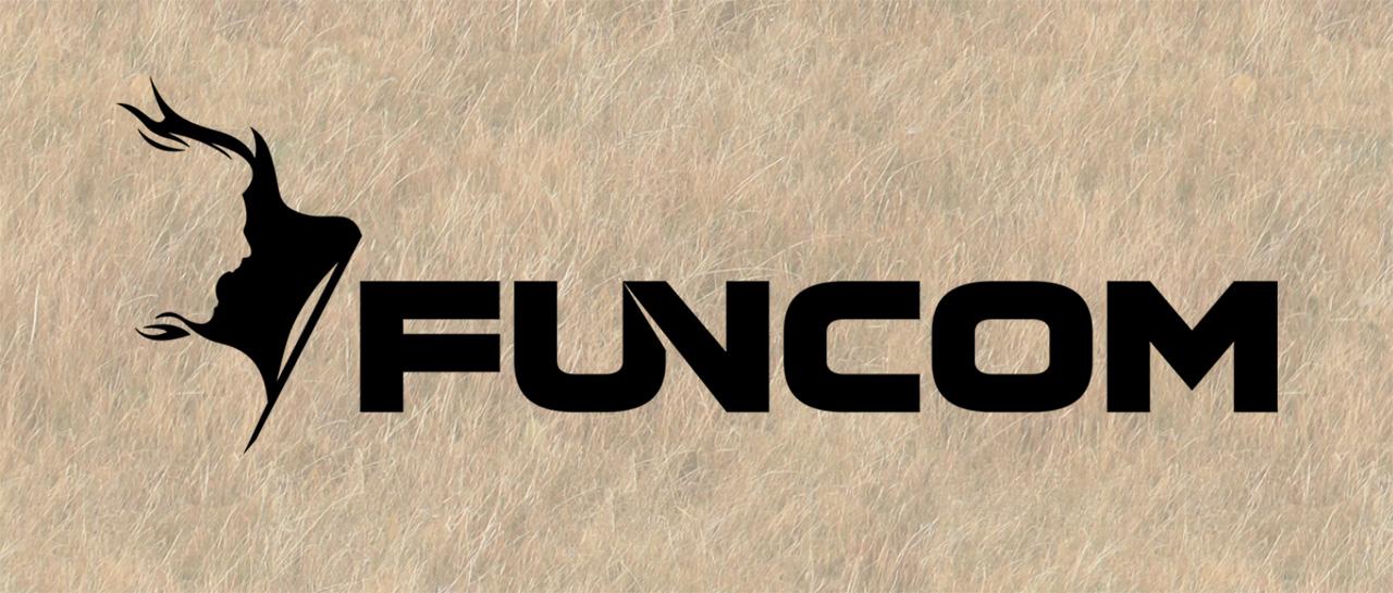 Funcom, Logo