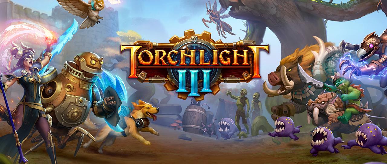 Torchlight III (Echtra Games, 2020, Perfect World)