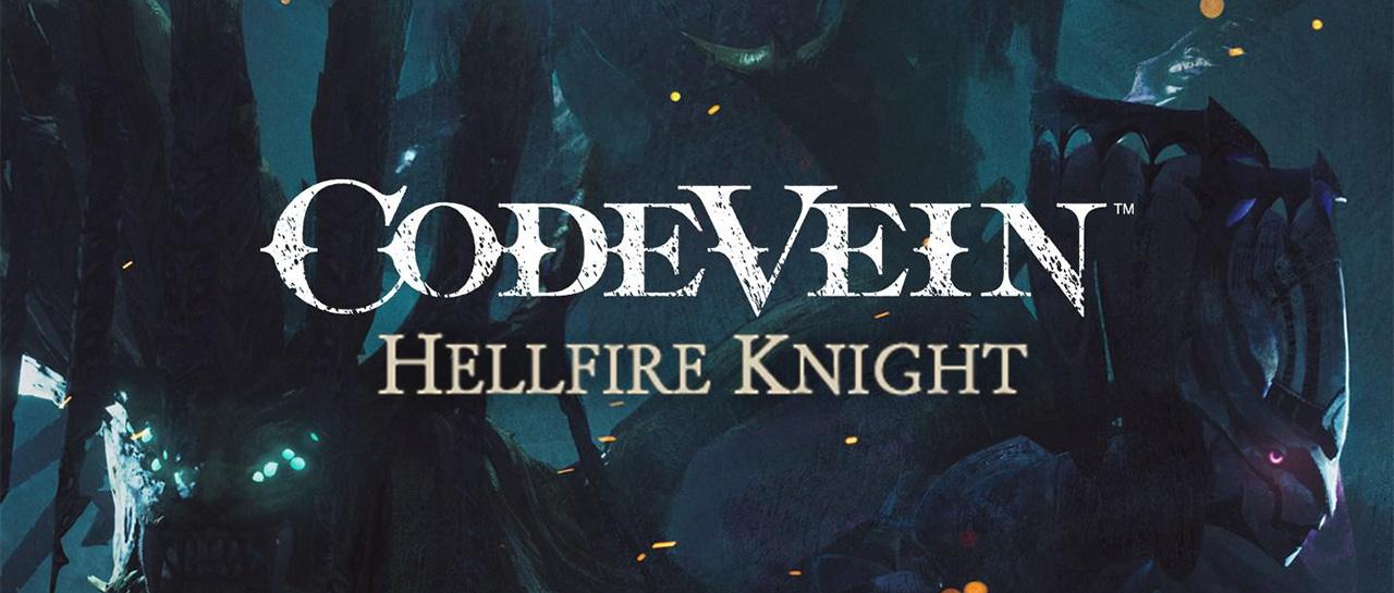 Code Vein, DLC Hellfire Knight (Bandai Namco Games, 2019, Bandai Namco Games)