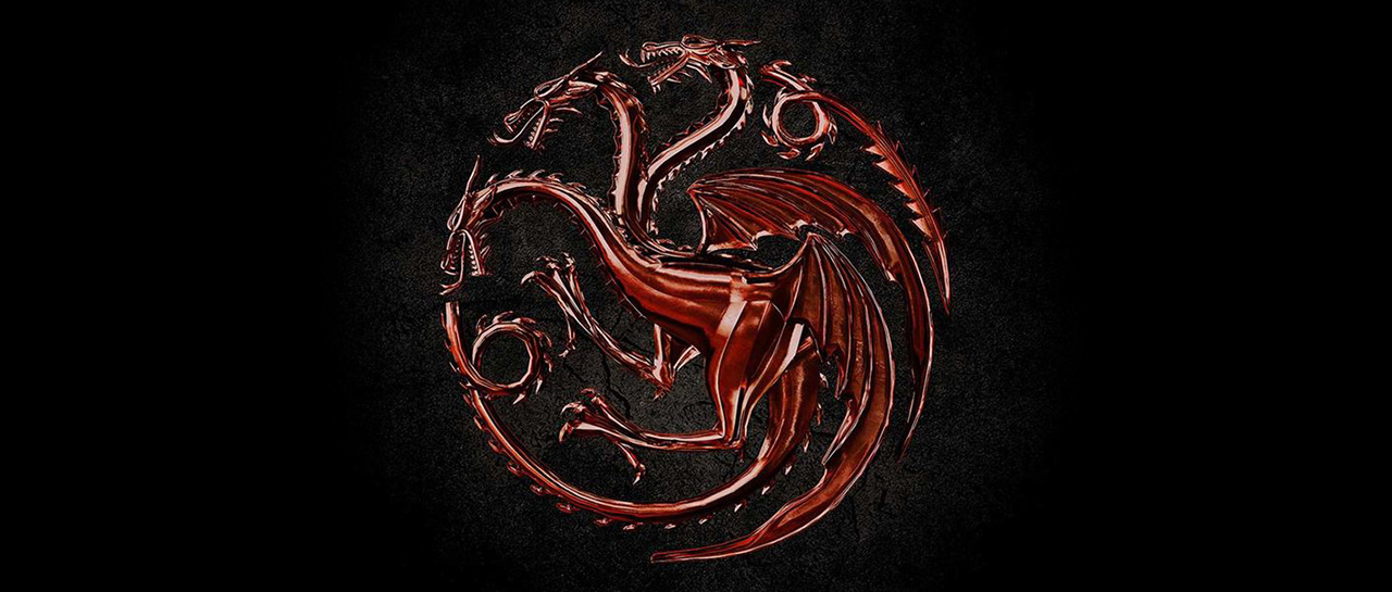 House of the Dragon (Logo, HBO)