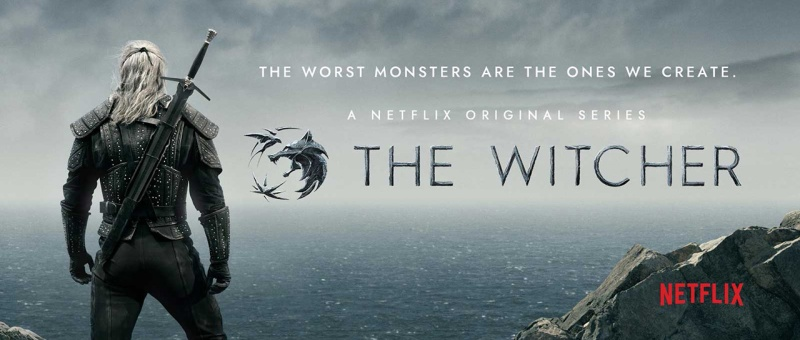 """The Witcher, série originale Netflix, """"The worst monsters are the ones we create"""""""