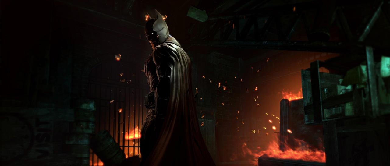 Batman : Arkham Origins (WB Games Montreal, 2013, Warner Bros. Interactive Entertainment)