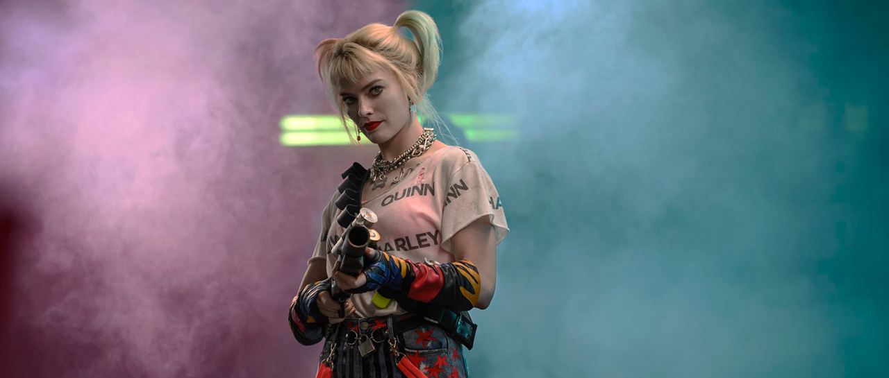 Birds of Prey and the Fantabulous Emancipation of One Harley Quinn (Cathy Yan, 2020, Warner Bros. Pictures)