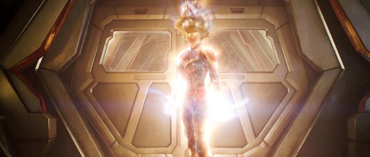Captain Marvel (Anna Boden, Ryan Fleck, 2019, Marvel Studios)