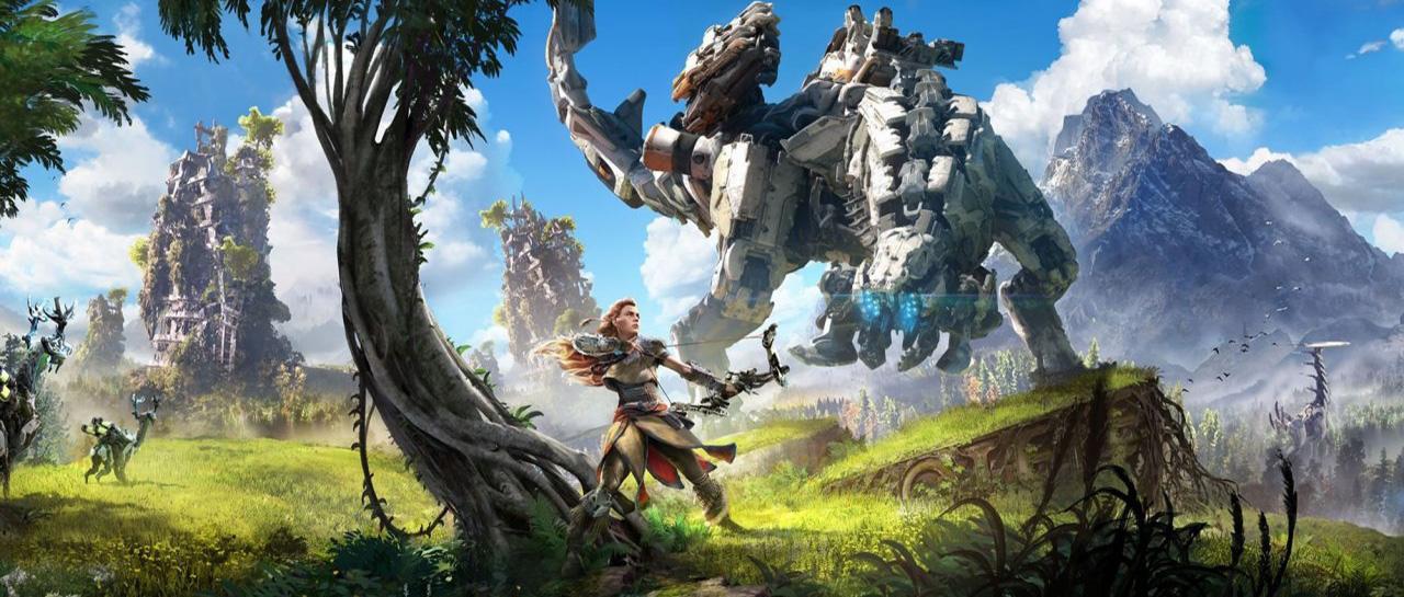 Horizon : Zero Dawn (Guerilla Games, 2017, Sony Interactive Entertainment Europe)