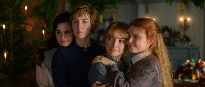 Little Women (Greta Gerwig, 2019, Columbia Pictures)
