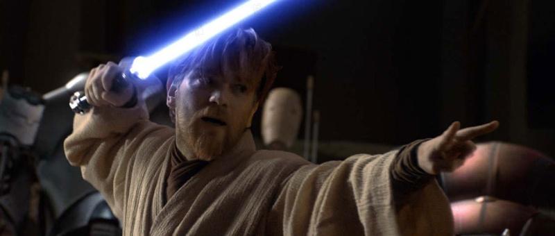 Ewan McGregor, Obi-Wan Kenobi (Star Wars Episode III Revenge of the Sith)