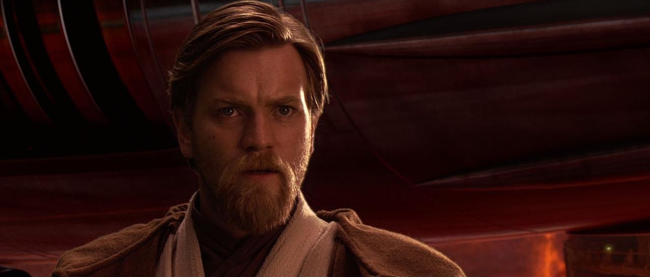 Obi-Wan Kenobi, Star Wars : Episode III - Revenge of the Sith / La Revanche des Sith (George Lucas, 2005, Lucasfilm)