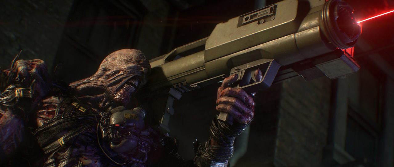 Resident Evil 3 (Capcom, 2020, Cacom)