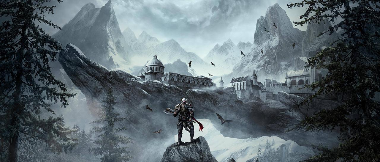 The Elder Scrolls Online : DLC Greymoor (Zenimax Online Studios, 2020, Bethesda Softworks)