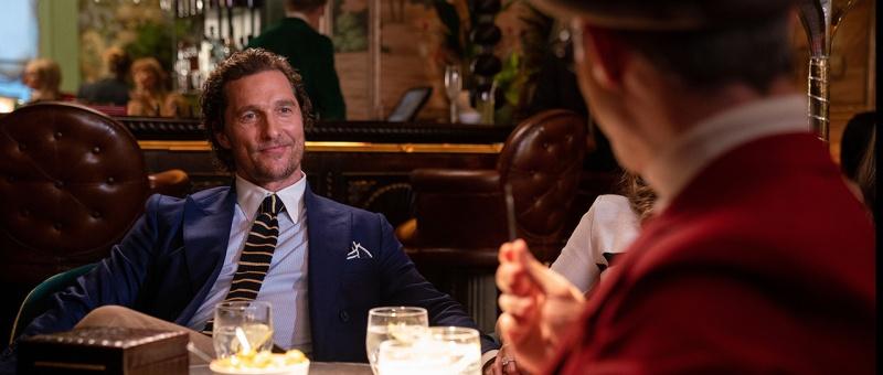 """Matthew McConaughey dans """"The Gentlemen"""", dernier-né de Guy Ritchie"""