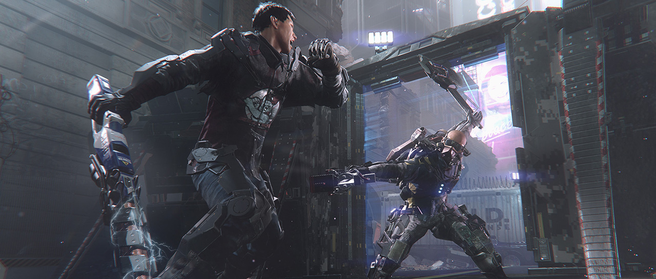 The Surge 2 (Deck13, 2019, Focus Home Interactive)