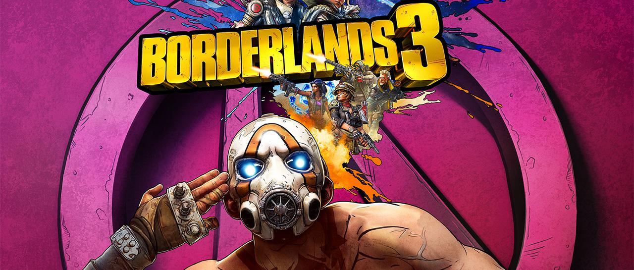 Borderlands 3 (Gearbox Software, 2019, 2K Games)