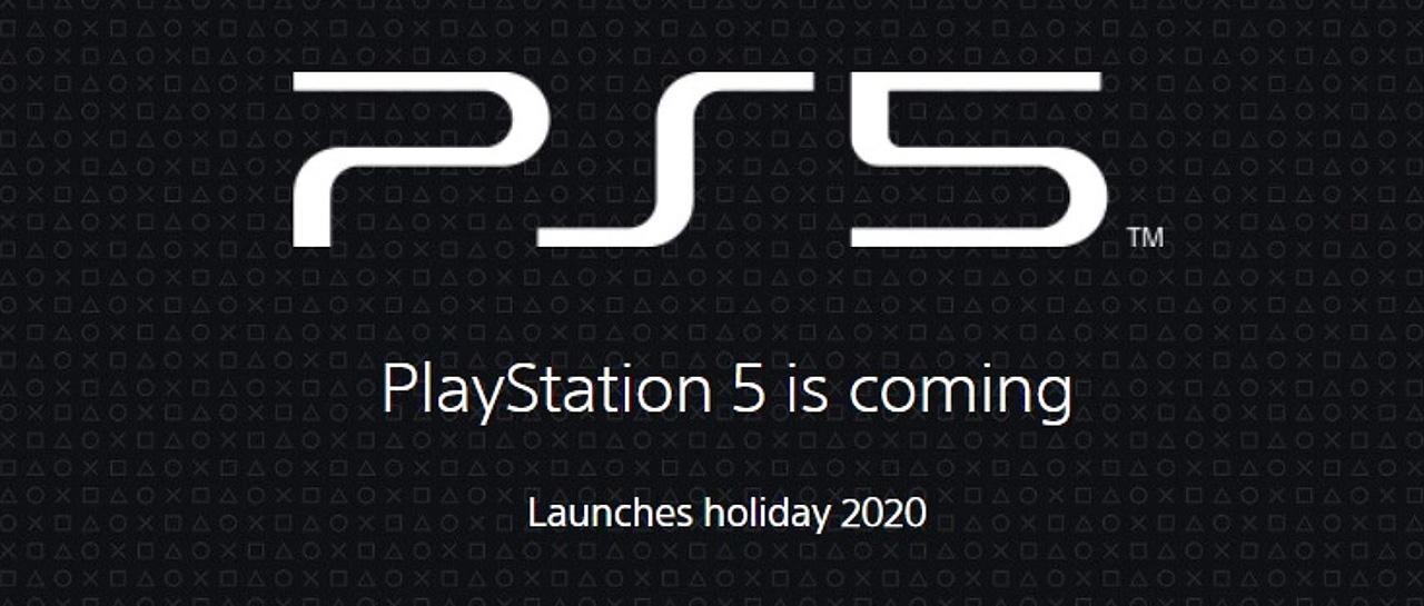 Playstation 5, Holiday 2020