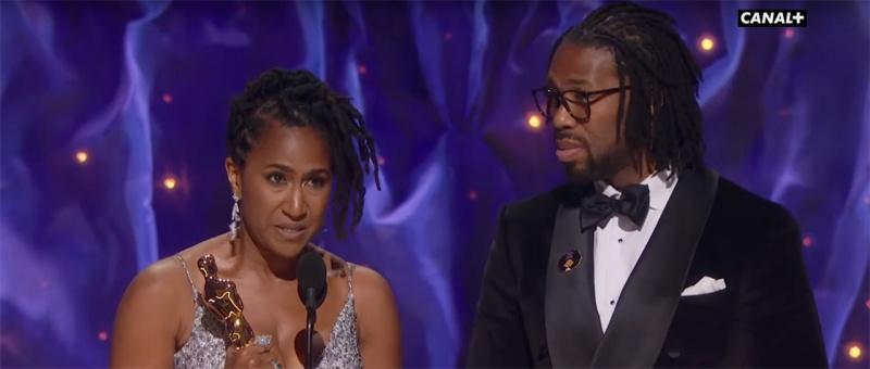 Hair Love - Meilleur court-métrage d'animation - Oscars 2020