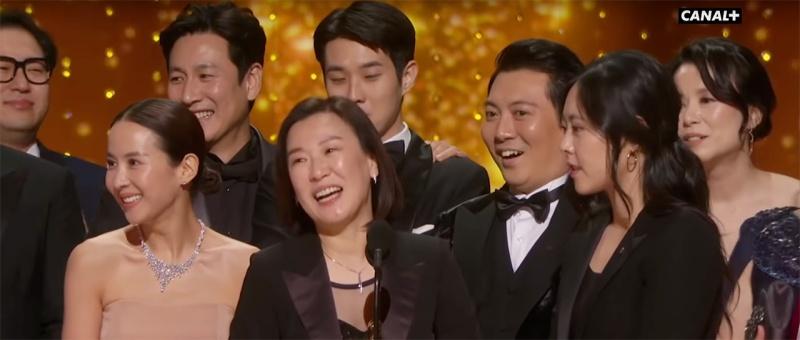 Parasite - Meilleur film - Oscars 2020