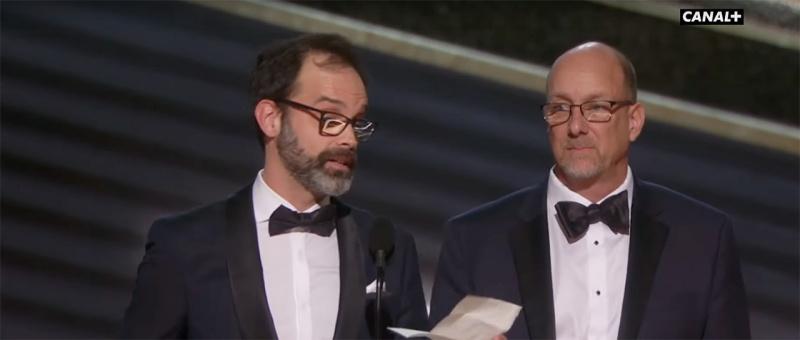 Ford V Ferrari - Meilleur montage image - Oscars 2020