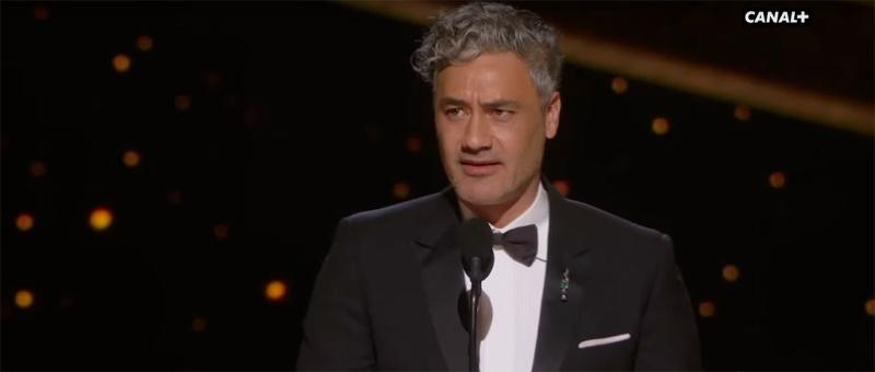 Jojo Rabbit - Meilleur scénario adapté - Oscars 2020