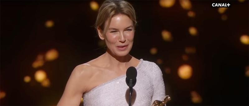 Renée Zellweger - Meilleure actrice principale - Oscars 2020
