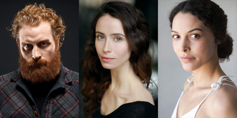 Kristofer Hivju pour Nivellen - Aisha Fabienne Ross pour Lydia - Mecia Simson pour Francesca Findabair