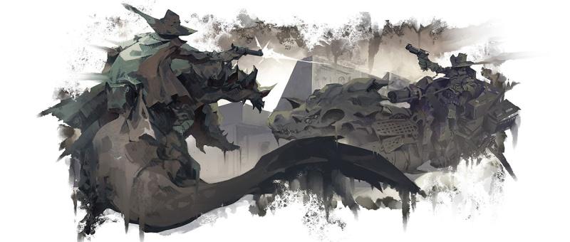 Hors-la-Loi et dinosaures seront au menu de la troisième extension narrative de Borderlands 3