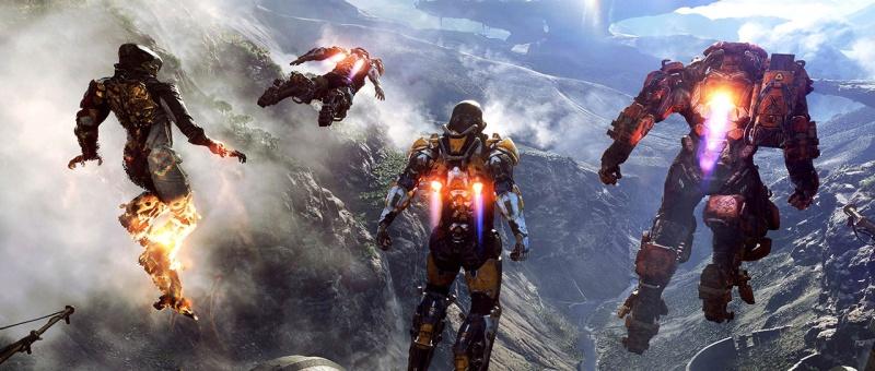 BioWare ne savait pas quel jeu créer, avant la sortie de la démo en 2017