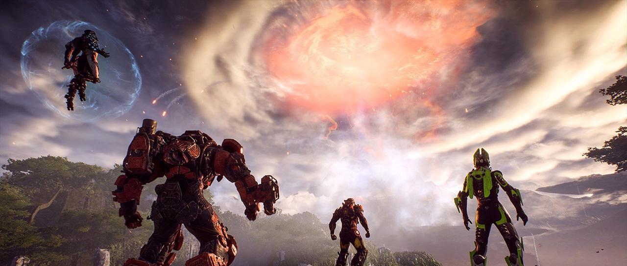 Anthem (BioWare Edmonton, 2019, Electronic Arts)