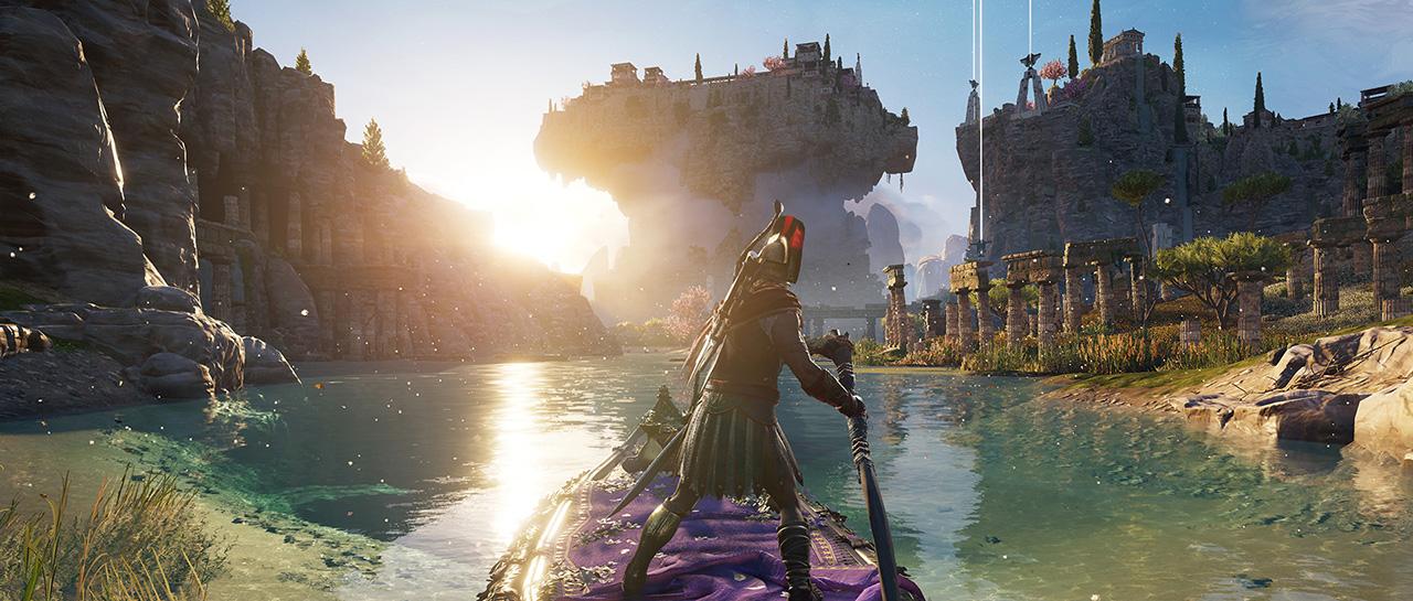 Assassin's Creed : Odyssey (Ubisoft Montréal, 2018, Ubisoft)