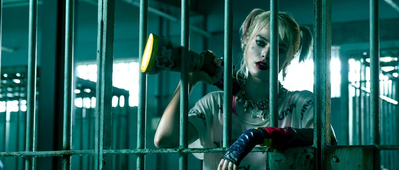 Margot Robbie, Harley Quinn (Birds of Prey, Cathy Yan, Warner Bros, 2020)