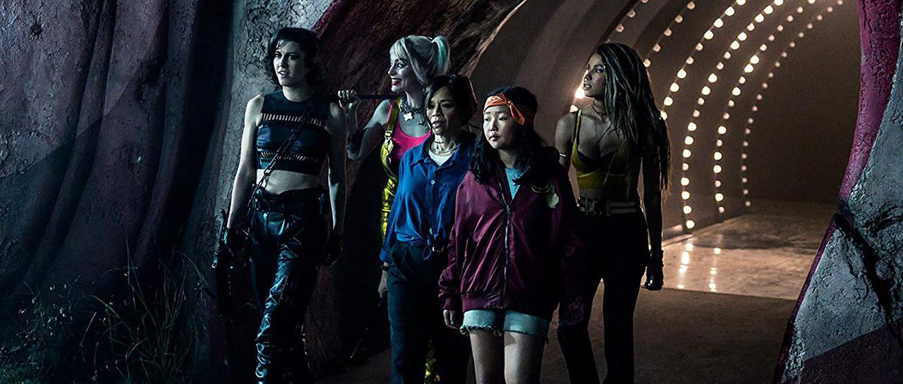 Birds of Prey et la fantabuleuse histoire de Harley Quinn (Cathy Yan, 2020, Warner Bros. Pictures)