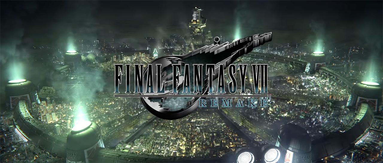 Final Fantasy VII Remake (Square Enix, 2020, Square Enix)