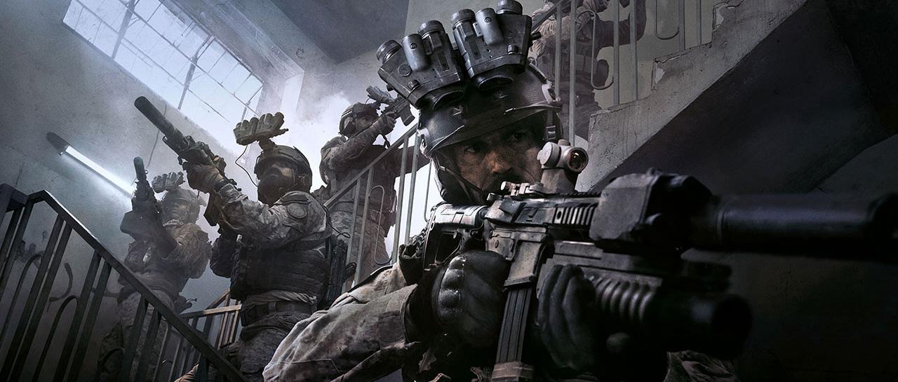 Call of Duty : Modern Warfare (Infinity Ward Beenox Studio Raven Software, 2019, Activision Blizzard)