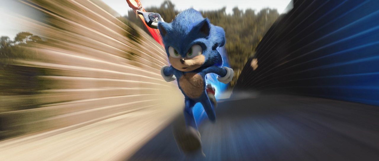 Sonic The Hedgehog (Jeff Fowler, 2020, Paramount Pictures)