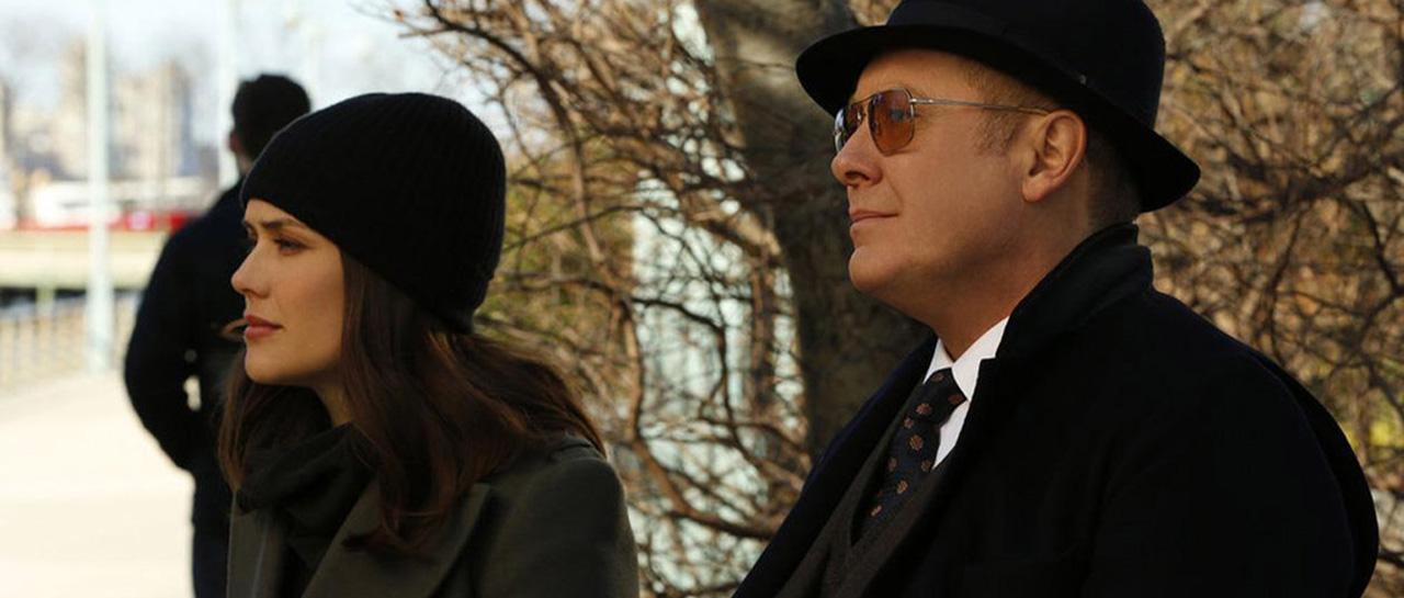 Megan Boone, James Spader - The Blacklist (2013)