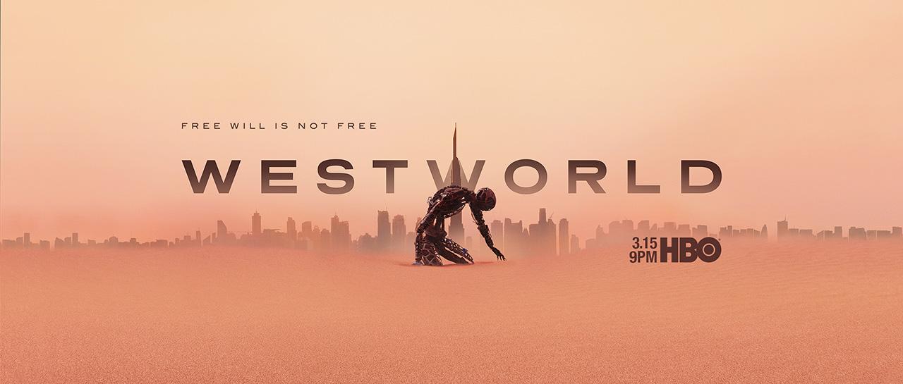 Westworld, Saison 3, Logo (HBO, 2020)