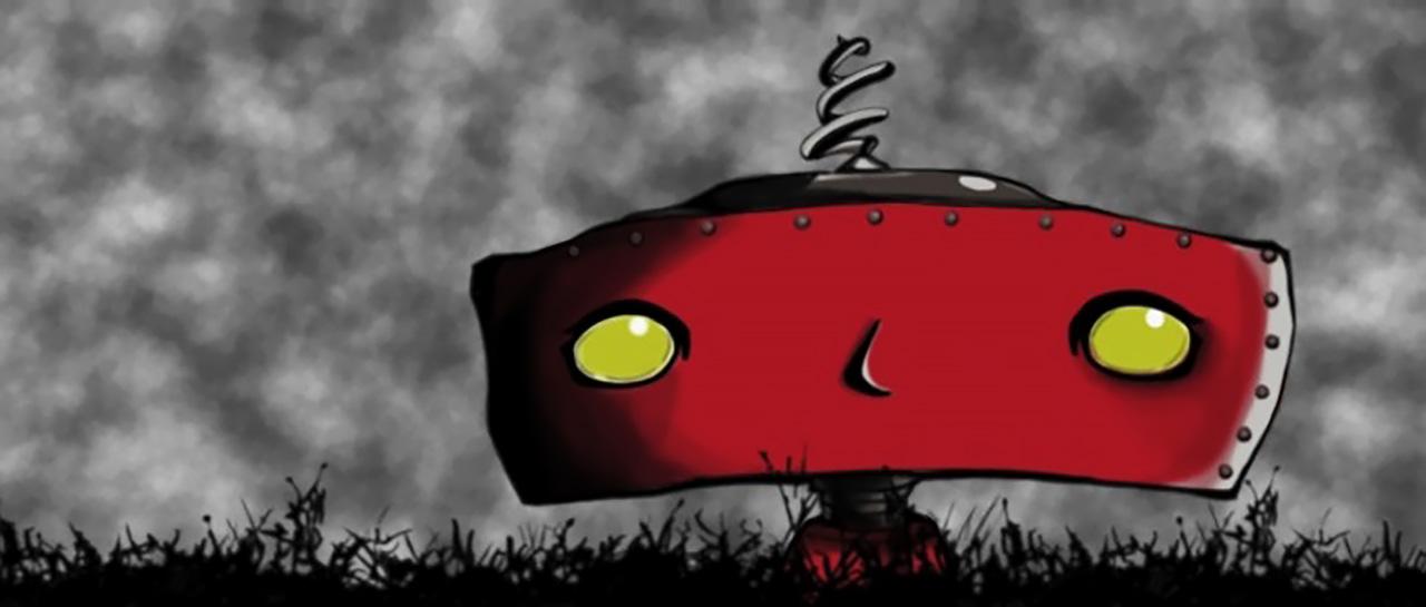 Bad Robot, Logo (J.J. Abrams & Katie McGrath)