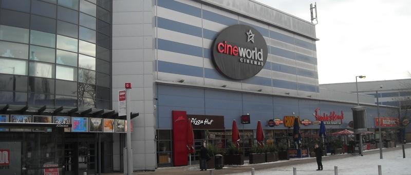 Cineworld, leader du marché d'exploitation cinématographique au Royaume-Uni, propriétaire de Regal (2ème aux USA)