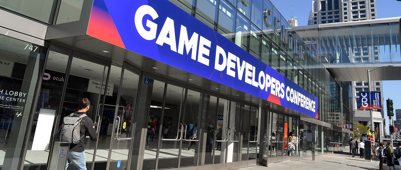 Game Developers Conference, Moscone Center, San Fransisco