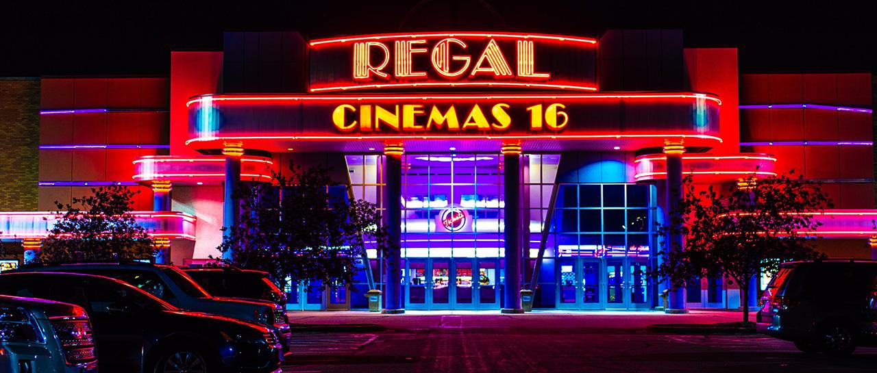 Regal, deuxième plus gros propriétaire de salles aux États-Unis, propriété du leader britannique Cineworld