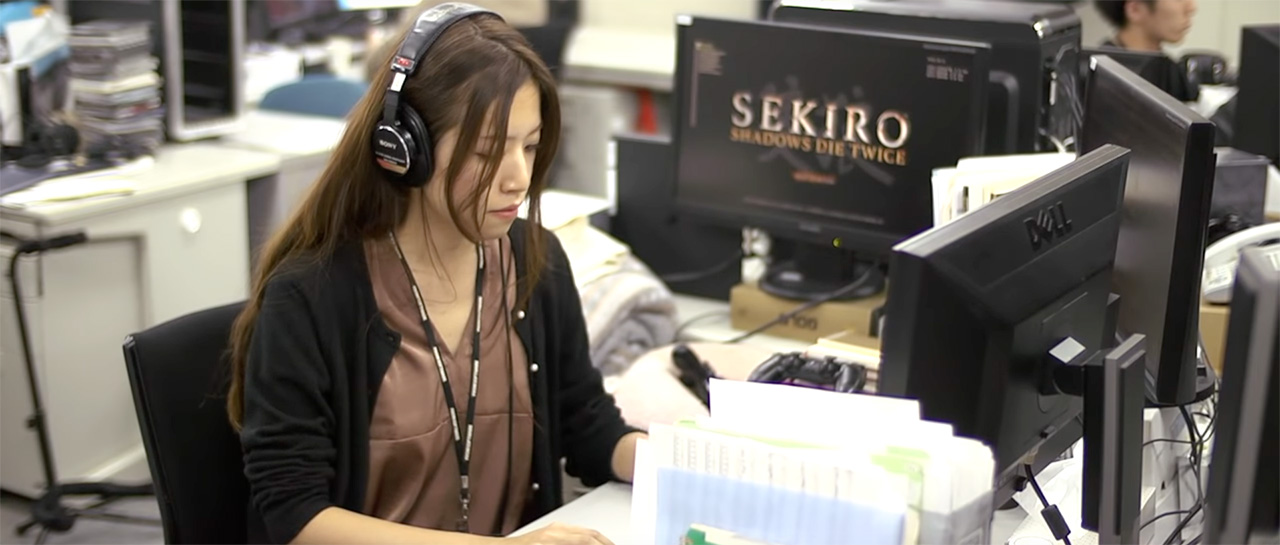 Yuka Kitamura, interview Game Informer