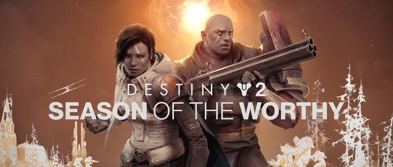 Destiny 2, Season of the Worthy (Bungie, 2020, Bungie)