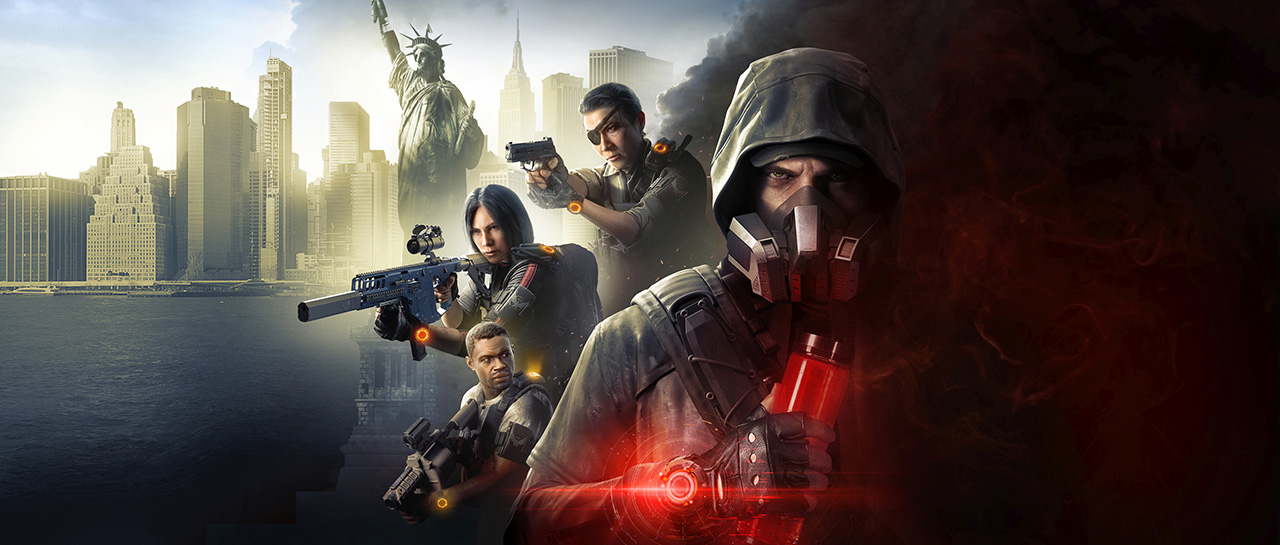 Tom Clancy's The Division 2, DLC Warlords of New York (Massive Entertainment, 2019, Ubisoft)