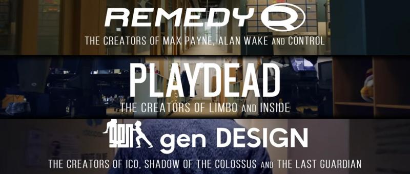 Remedy Entertainemnent, Playdead et gen DESIGN sont les trois premiers studios à avoir signé chez Epic Games Publishing