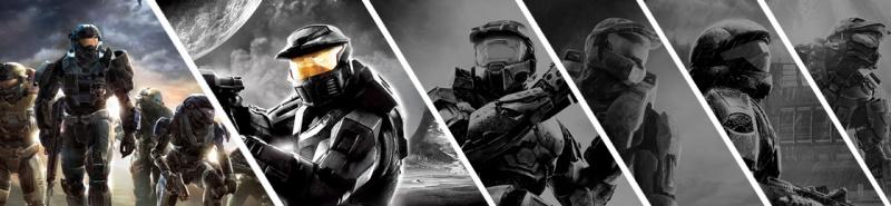 Halo: Reach et Halo: Combat Evolved Anniversary sont les deux premières étapes de la Master Chief Collection, visant à remasteriser toute la saga Halo