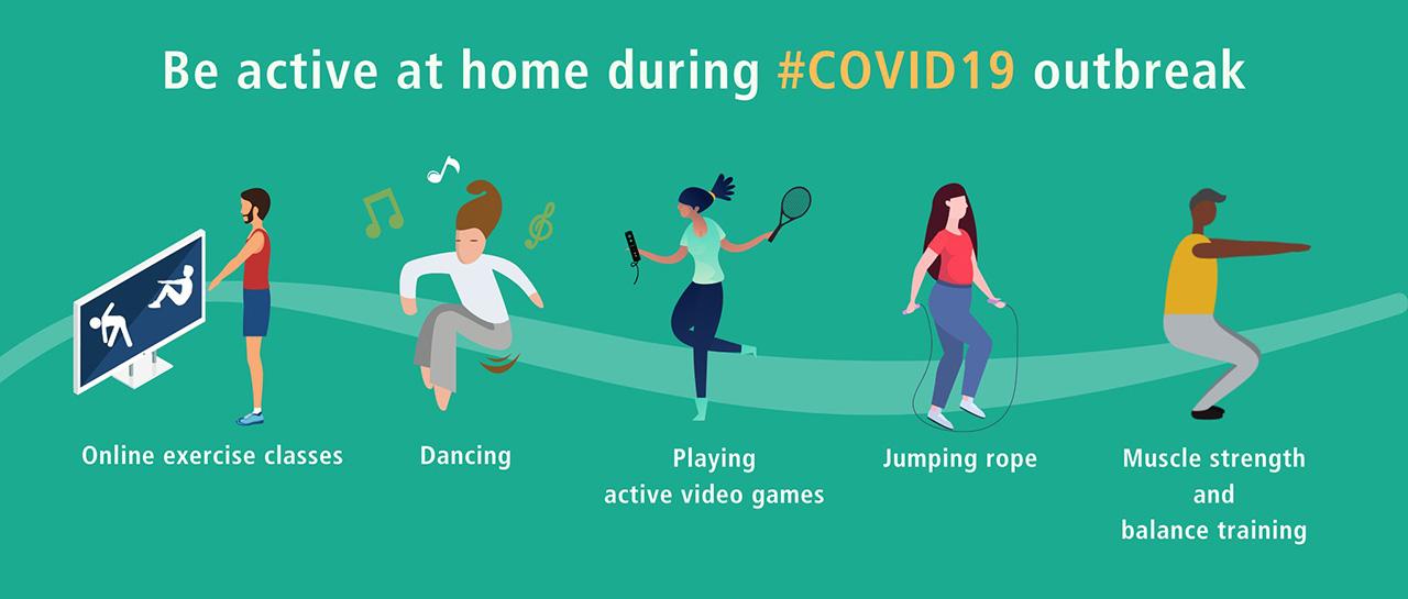 COVID-19, Conseils de l'OMS / Organisation Mondiale de la Santé