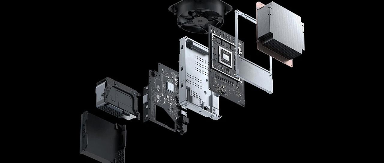 Xbox Series X, Fiche technique