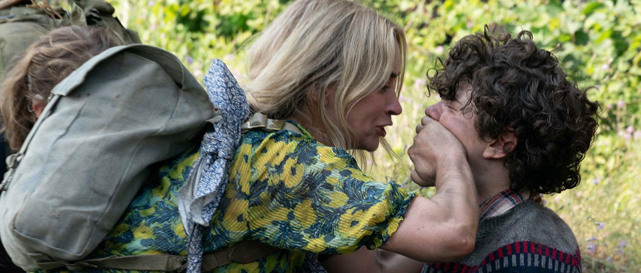 Emily Blunt - A Quiet Place : Part II / Sans un bruit 2 (John Krasinski, 2020, Paramount Pictures)