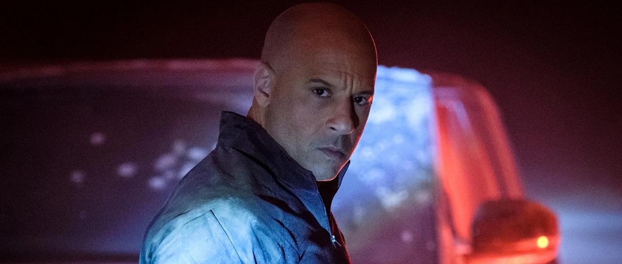 Vin Diesel - Bloodshot (Dave Wilson, 2020, Columbia Pictures)