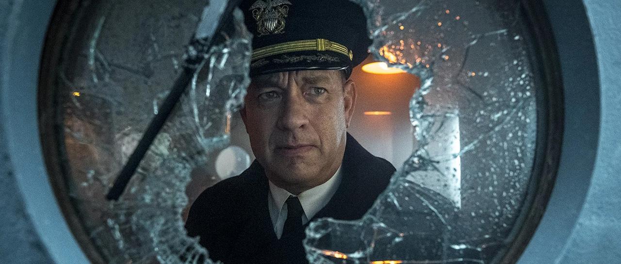 Tom Hanks - Greyhound / USS Greyhound: La bataille de l'Atlantique (Aaron Schneider, 2020, Columbia Pictures)