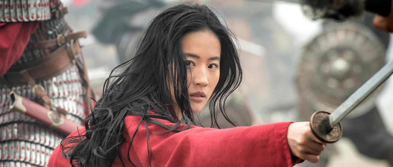 Liu Yifei - Mulan (Niki Caro, 2020, Walt Disney Pictures)